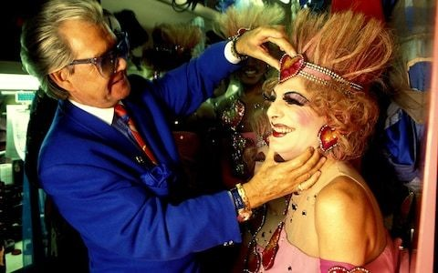 Michou, drag artist whose Paris club was credited with inspiring 'La Cage aux Folles' – obituary