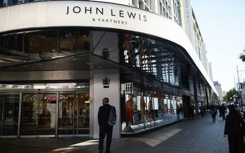 £150m Oxford Street scheme will see John Lewis car park make way for shops and restaurants