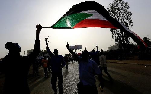 Sudan uprising, in pictures