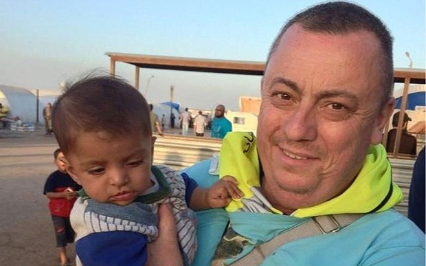 Murder of Alan Henning may have saved thousands of lives after 'backfiring' on Isil, says expert