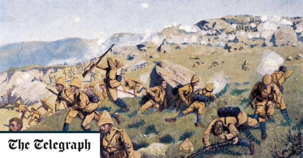When the Boer War was therapy
