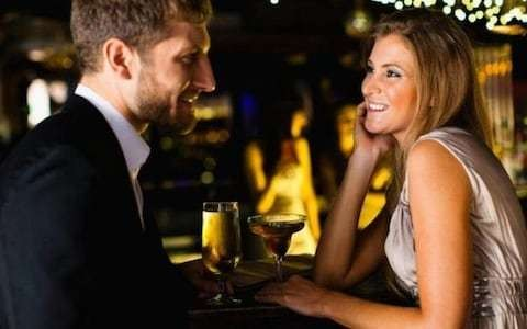 The science of how to successfully approach a woman in a bar