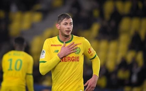 Emiliano Sala: Man arrested on suspicion of manslaughter in connection with doomed flight