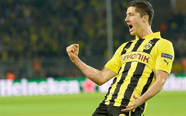 Robert Lewandowski 'will move this summer', says agent, as Manchester United and Bayern Munich battle for Pole
