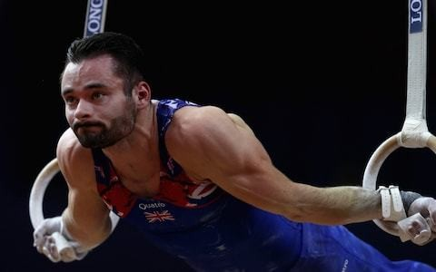 Great Britain's James Hall is the unflashy gymnast hoping to lead the team to medal glory in Stuttgart