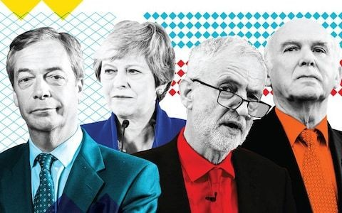 Who won the UK's European elections - Leave or Remain?