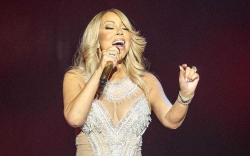 Mariah Carey, first night, review: 'Diva legend has still got it'