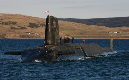 UK has 'secretly' upgraded Trident arsenal and developed an entirely new warhead, report finds