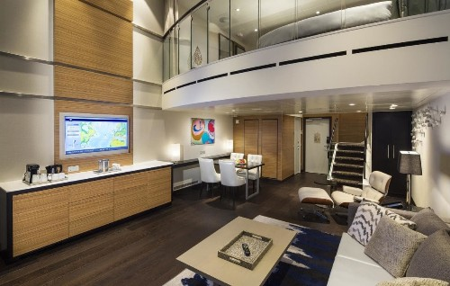 Inside the world's newest cruise ship