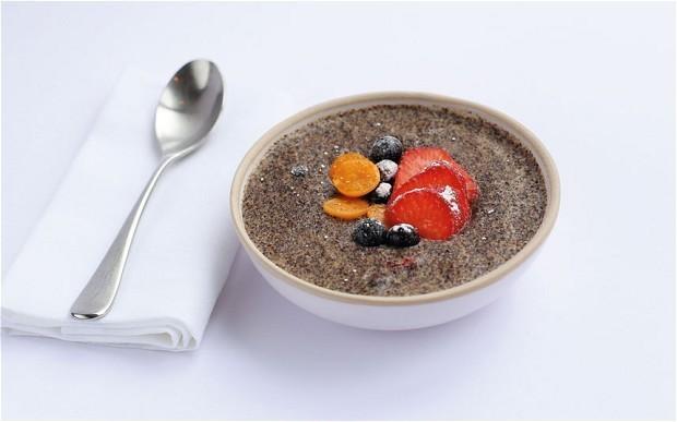 Andina's quinoa porridge recipe