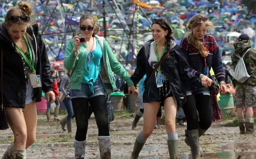 The world's messiest festivals