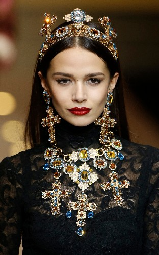 Why costume jewellery is bigger, bolder and more desirable than ever this season