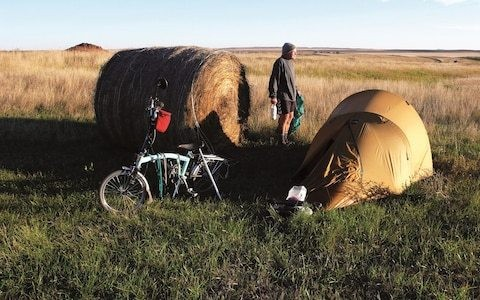 Meet the man who cycled the world for 50 years