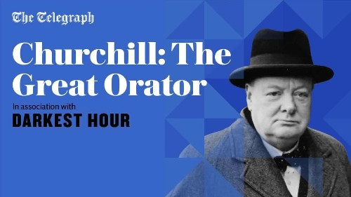 Churchill: The Great Orator podcast, episode 2: We Shall Fight Them on the Beaches