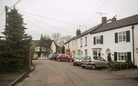 Devon village is rising 2cm a year, and scientists have no idea why