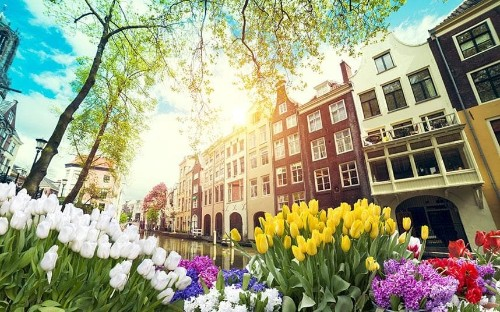 The 20 greatest cities to visit in spring
