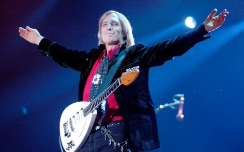 Tom Petty: A fan of the greats who followed in their footsteps