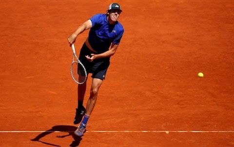 Special report: With their long levers and easy power, men's tennis is becoming the land of the giants