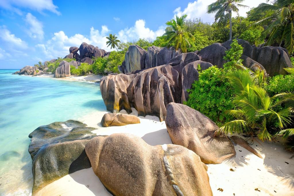 Beaches + Islands - Cover