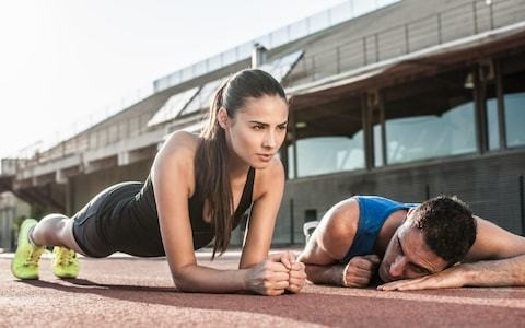 Holding plank for a long time is pointless, fitness professor claims
