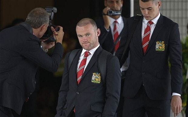 Manchester United manager David Moyes stands firm over Wayne Rooney after Jose Mourinho declares interest