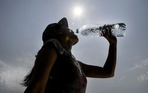 Why the strange trend for 'competitive water drinking' is drier than it sounds
