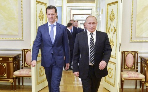 US asks 'to partner with Russia' in Syria to combat jihadist groups