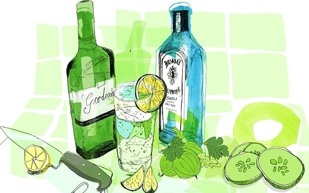 """Gin, glorious gin! 15 reasons why we're fascinated by the """"infamous liquor"""""""