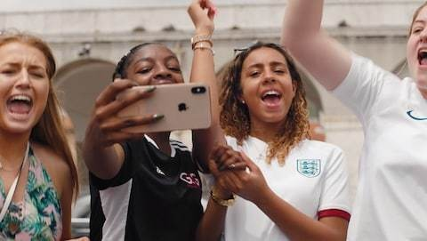 The World Cup through her eyes: A special project for Telegraph Women's Sport