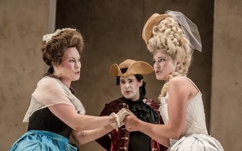 Georgiana, Buxton International Festival, review: a little faddish and two-dimensional, but this new opera is rococo fun