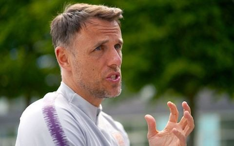 Phil Neville: Banning England players from social media during World Cup would 'stifle' growth of women's football