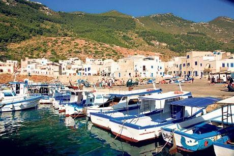 Marettimo, Italy: Secret Seaside