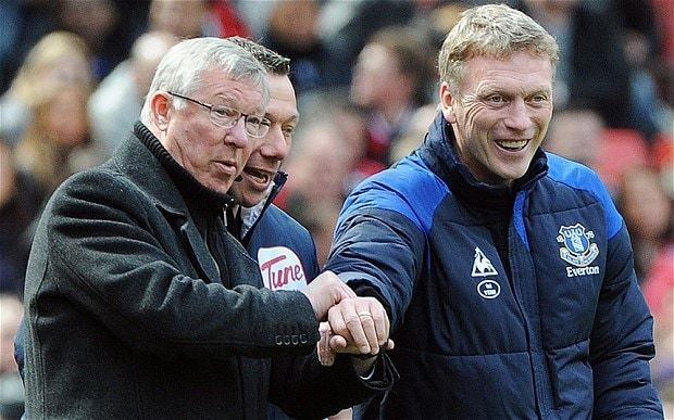 Alex Ferguson retires: Everton manager David Moyes has spent a decade as the heir apparent at Old Trafford