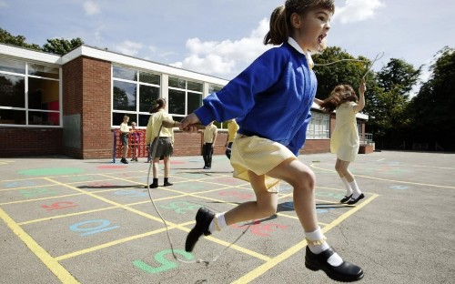 Children have energy levels greater than endurance athletes, scientists find
