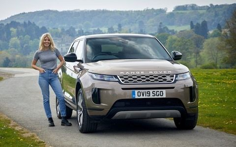 Great British Drives: a tour of Edward Elgar's Malvern Hills with singer Mollie King in a Range Rover Evoque