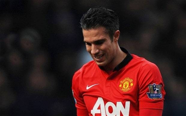 David Moyes could sell Robin van Persie to make a statement of intent about Manchester United's future