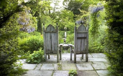 10 inspirational garden seat ideas: in pics - Telegraph