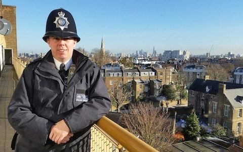 Metropolitan Police poster boy quits force over 'lack of support', weeks after being shot at on patrol