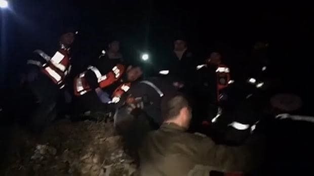 Multiple casualties after Israeli bus plunges off cliff in West Bank