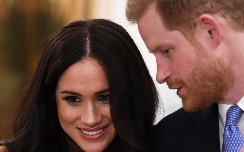 Prince Harry and Meghan Markle cast out: couple to stop using HRH titles as Royal Family severs ties