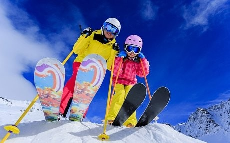 Skiing holiday advice: the best time to book