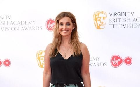 Louise Redknapp sued for £91,000 by top talent agency