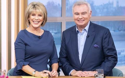 Eamonn Holmes: 'I deserved to be paid more than my wife'