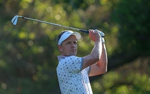 Luke Donald makes promising start at Valspar Championship on long road back