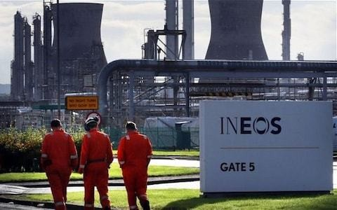 Ineos snaps up Dong Energy's North Sea assets in £1bn deal