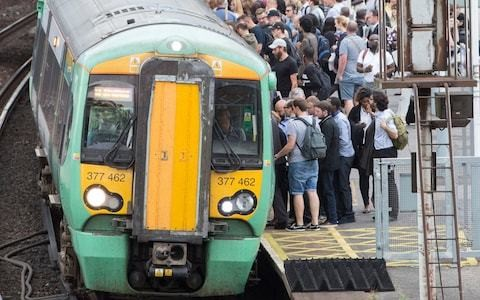 Southern Rail among the best in the world, says train chief