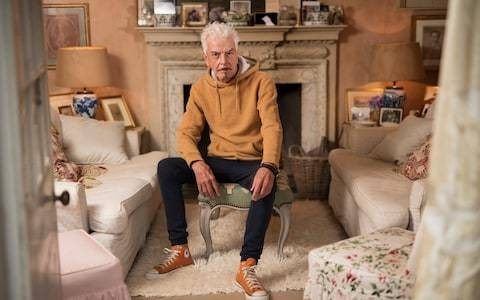 'I could cry my eyes out, but who wants to do that?' Interior designer to the stars Nicky Haslam sells up his treasures