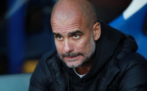 Pep Guardiola says Manchester City 'not ready' to win Champions League because they miss too many chances