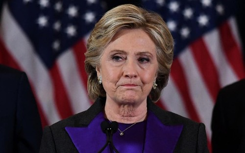 Hillary Clinton 'apologised to Barack Obama for shock election loss after he told her to concede to Donald Trump'