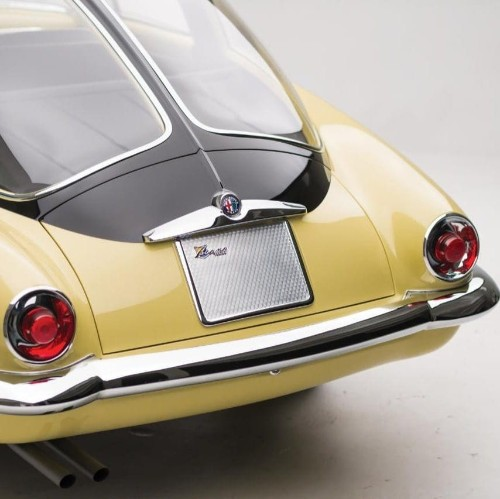 Who needs a Tesla? The 1955 Alfa Romeo SS Speciale that proves the old ones are the best